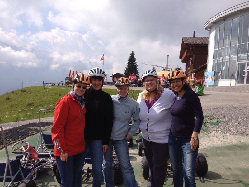 Turnerinnenausflug nach Marbachegg